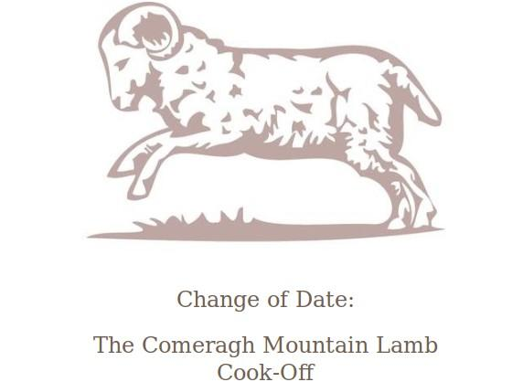 Postponed - Comeragh Lamb Cookoff