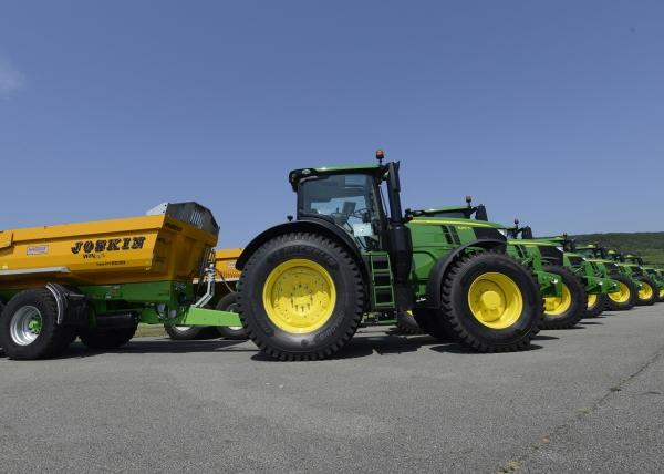 New Tyres geared at  Agricultural  Contractors