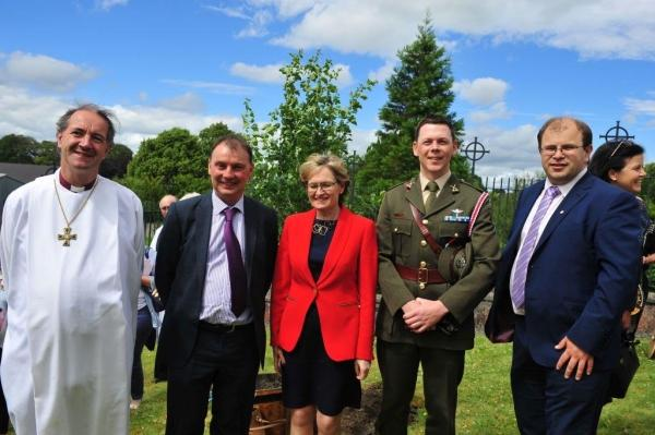 Embrace Farm Remembrance Service in Abbeyleix