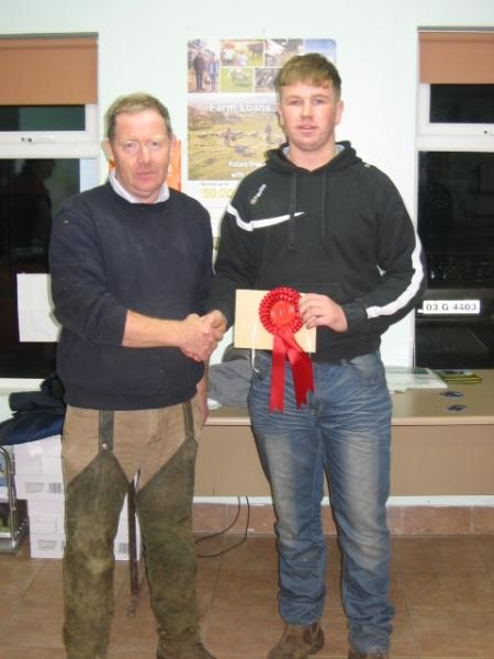 Mountebellow Cattle Show Prizewinners
