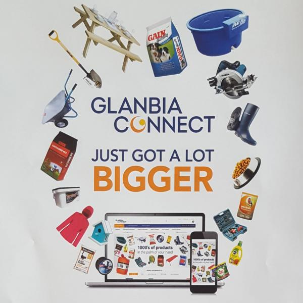 Glanbia Connect Just Got a Lot Bigger