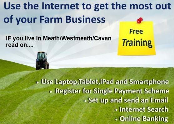 Use the internet to get the most out of your farm business