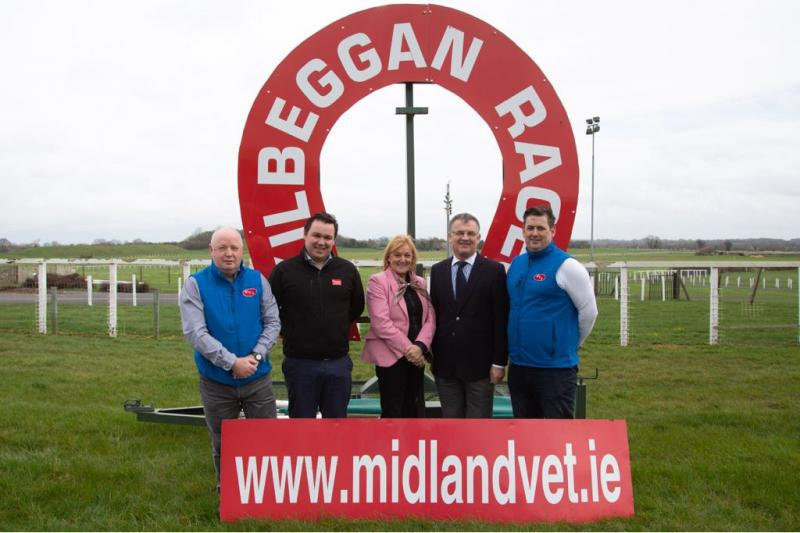 Midland Veterinary to host racing evening in Kilbeggan on May 11th.