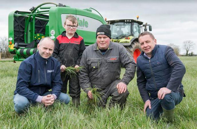Halpin Silage Contracting Business a Claas Act