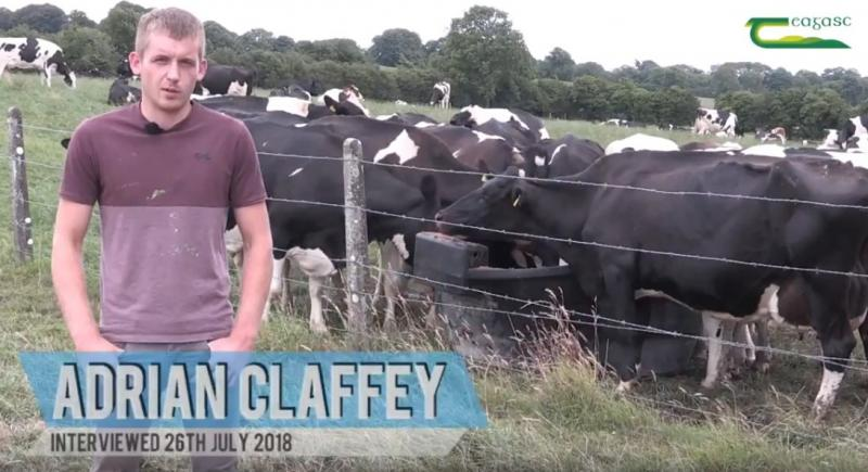 Teagasc video - Managing fodder and finance on the farm 2018