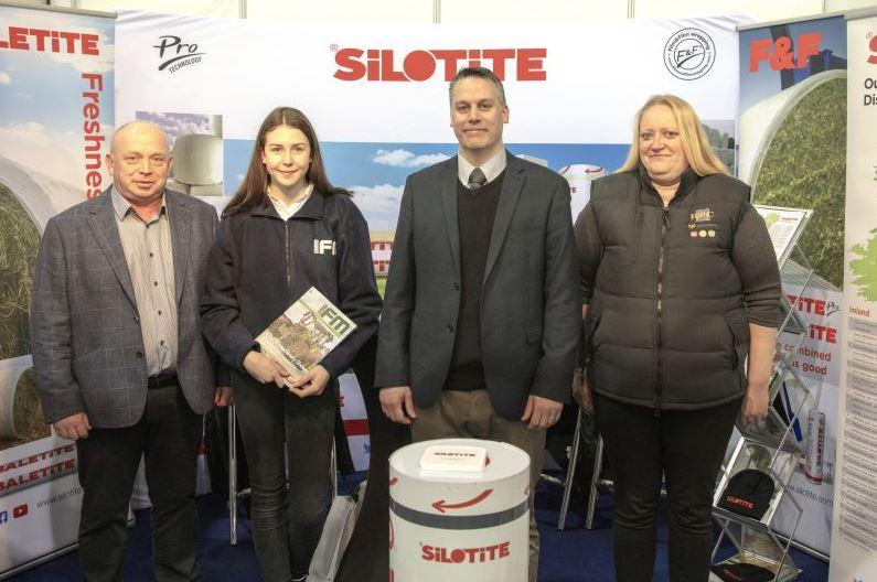 Busy Silotite Stand at FTMTA Show